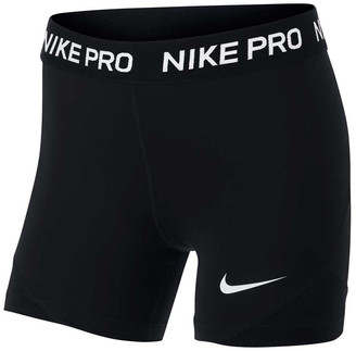 Nike Girls Pro Boy Leg Shorts