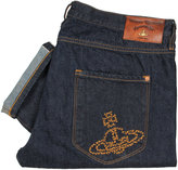 Vivienne Westwood Jeans Johnstone in Blue DS0IWA DS09S 0001