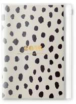 Kate Spade Flamingo Dot 12-Month Monthly Agenda