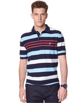 Nautica Shirt, Multi-Stripe Polo Shirt