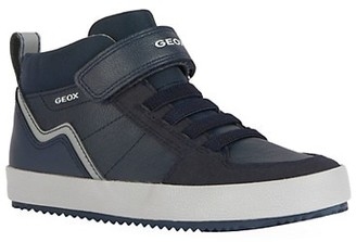 Geox Little Boy's & Boy's Alonissoba High-Top Sneakers