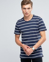 Minimum Breton Stripe Ware T-shirt