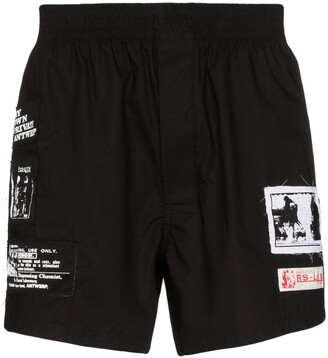 Raf Simons Applique Patch Boxer Shorts