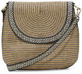 Eric Javits Squishee Demi Pouch Shoulder Bag