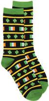 K. Bell Women's Irish Flags Women's Crew Socks