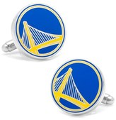 Cufflinks Inc. Men's Cufflinks, Inc. 'Golden State Warriors' Cuff Links