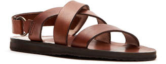 Frye Men's Cape Crisscross Slingback Sandals