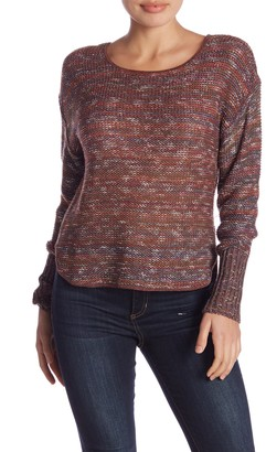 Susina Marled High/Low Pullover Sweater (Regular & Petite)