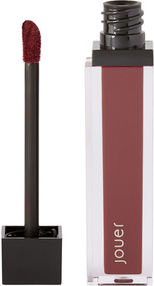 Jouer Cosmetics Long Wear Lip Creme Liquid Lipstick Sangria