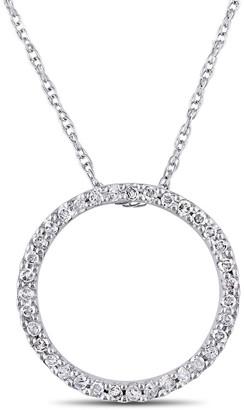 Rina Limor Fine Jewelry 10K 0.24 Ct. Tw. Diamond Necklace