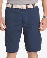 Izod Men's Cotton Seaside Cargo Shorts