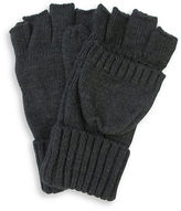 Hudson North Knit Flip Mittens