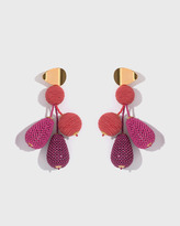 Lizzie Fortunato Meteor Earrings