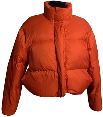 And other stories & Stories Orange Jacket for Women