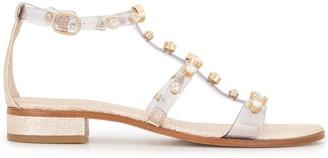 Sophia Webster Dina gem flat sandals