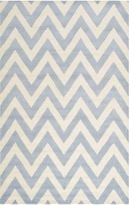 Safavieh Dana Wool Chevron Rectangular Rug