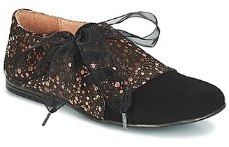 Citrouille et Compagnie JETTRA girls's Casual Shoes in Black
