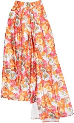 GIADA CURTI RESORT Long skirts