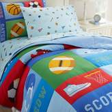 Olive Kids Game On 2-Piece Twin Comforter Set in Blue