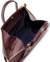 Pour La Victoire Yves Alsace Medium Tote Bag, Aubergine