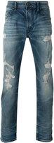 Diesel 'Thommer' distressed jeans - men - Cotton/Spandex/Elastane - 29/32