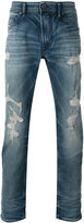 Diesel 'Thommer' distressed jeans