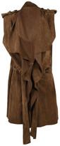 S.W.O.R.D. Sleeveless Cardi-Coat