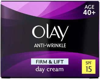 Olay Anti-Wrinkle Firm & Lift Day Cream Spf15 50Ml