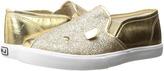 Little Marc Jacobs Glittered Slip-On Girls Shoes