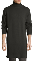 Rick Owens Moody Wool Turtleneck Sweater