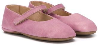 Pépé Touch Strap Ballerina Shoes