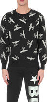 Boy London Eagle repeat sweatshirt