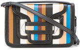 Pierre Hardy Alpha crossbody bag - women - Lamb Skin - One Size
