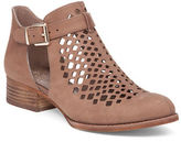 Vince Camuto Cadey Perforated Suede Ankle Strap Booties