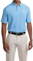 Under Armour High-Performance Polo Shirt - UPF 30+, Short Sleeve (For Men)
