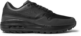 Nike Air Max 1g Coated-Mesh Golf Shoes