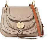 See by Chloe Susie Small Textured-leather Shoulder Bag - Beige