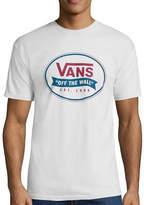 Vans Short-Sleeve Cloval Cotton Tee