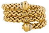 Fope 18K Woven Coil Bracelet