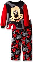 Disney Little Boys' Mickey Mouse 'Mr. Magnificent' 2-Piece Pajama Set