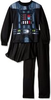 Star Wars Dress Like Darth Vader Caped Pajama for boys