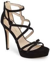 Pelle Moda Olympic Platform Sandal