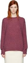 Acne Studios Pink Deniz Sweater