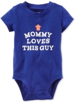 Carter's Mommy Loves This Guy Cotton Bodysuit, Baby Boys (0-24 months)