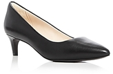 Cole Haan Amelia Grand Pointed Toe Low Heel Pumps