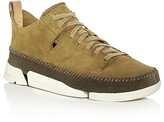 Clarks Trigenic Flex Mid Top Sneakers