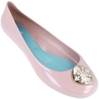 OKA b. Oka-B Enamel Pendant Ballet Flats - Ainsley