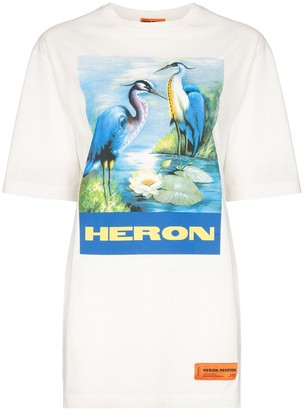 Heron Preston Heron Over print T-shirt