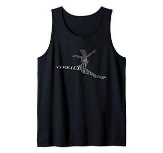 Women Gymnastics Moves Product | Gymnastics Print Tank Top