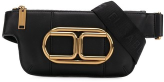 Elisabetta Franchi Logo-Plaque Belt Bag